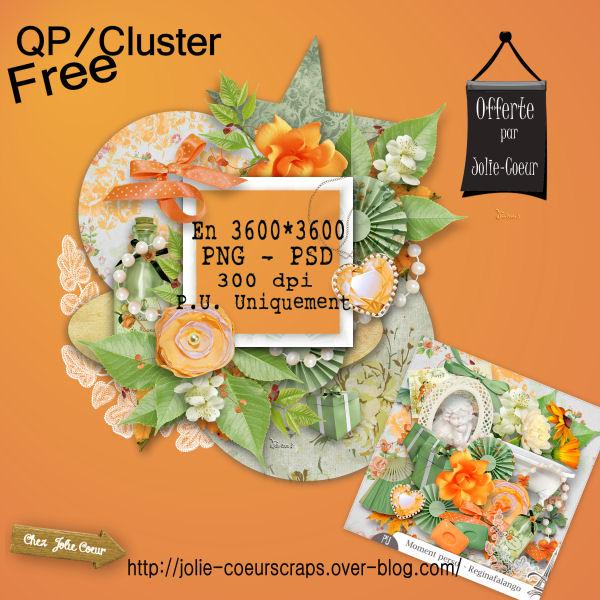 QP/cluster free + template Pv_qpc10