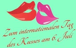 Zum internationalen Tag des Kusses - heute am 6.Juli Cats17
