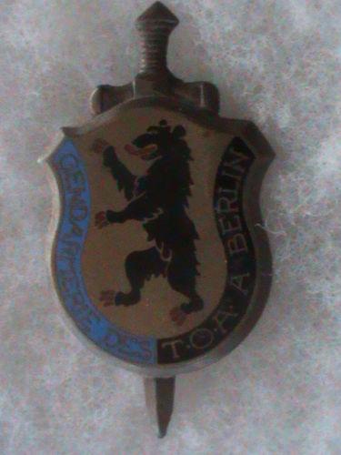Gendarmerie de Berlin Gendar10