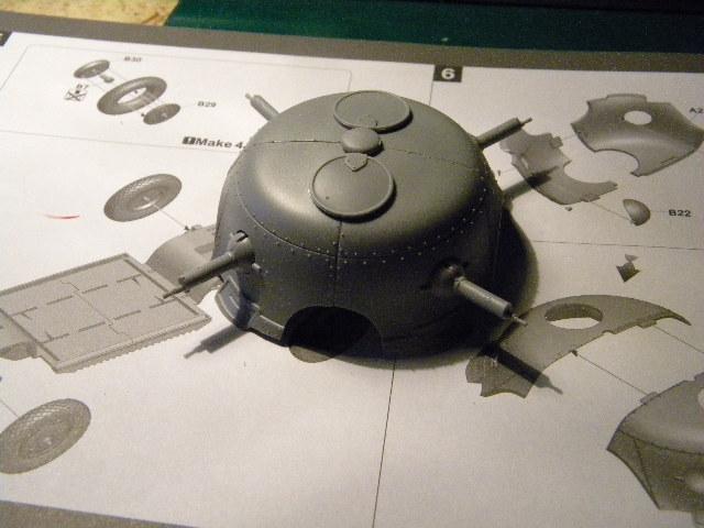 "Skoda PA-II ""turtle"" Takom 01610"