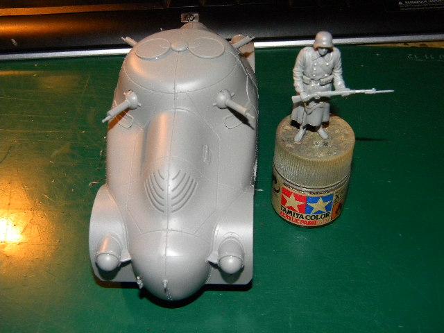"Skoda PA-II ""turtle"" Takom 02010"