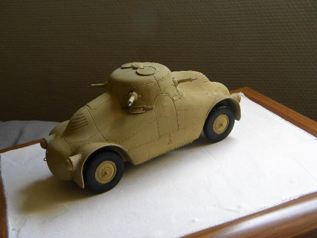 """Skoda PA-II """"turtle"""" Takom Peintu19"""