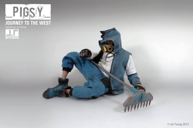 J.T STUDIO - JOURNEY TO THE WEST - PIGSY 11402210