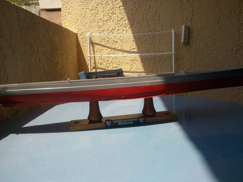 Bismark Revell avec photodécoupe et pont bois. Wp_00012