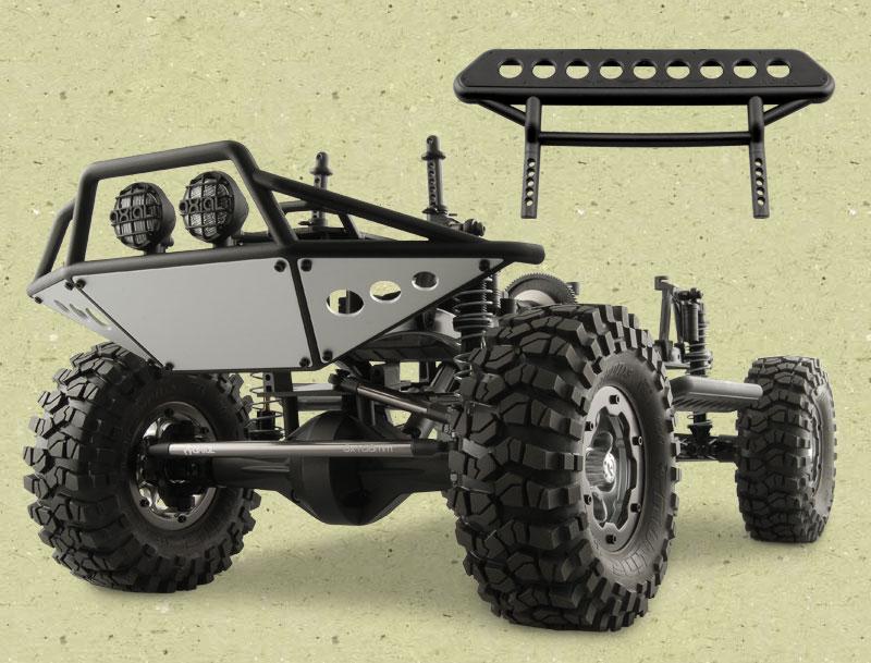 Nueva version de la SCX10 de Axial Scx10-12