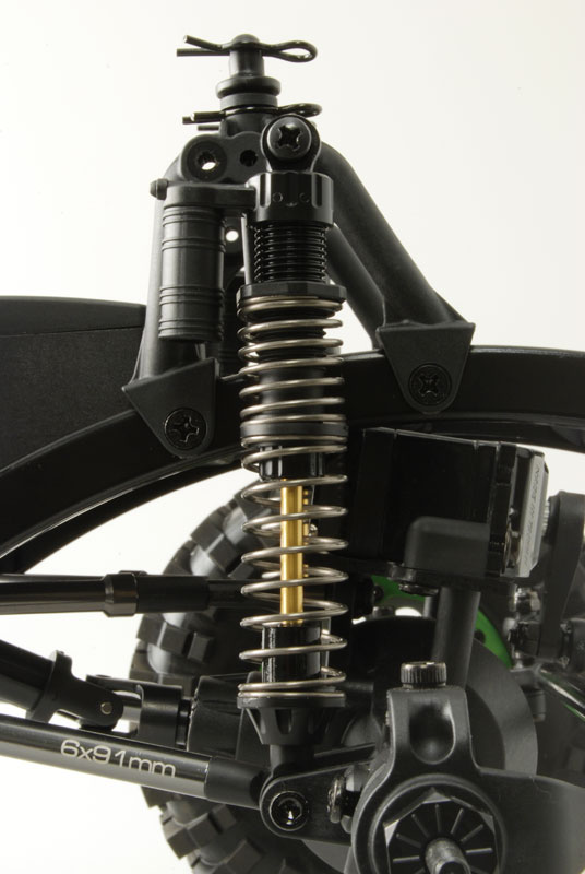 Nueva version de la SCX10 de Axial Scx10-13