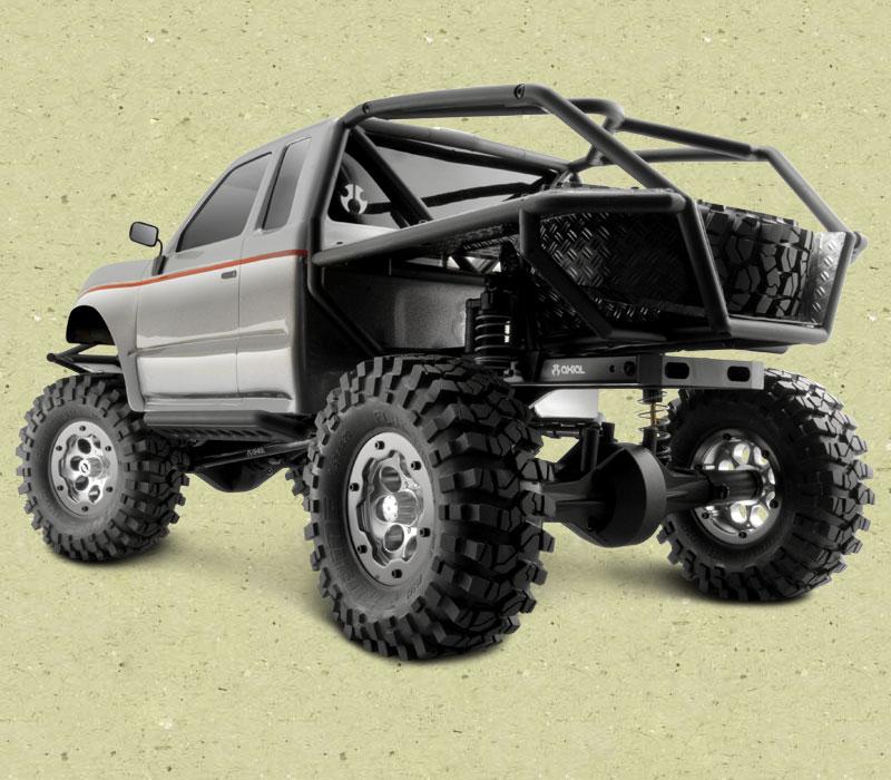 Nueva version de la SCX10 de Axial Scx10-14