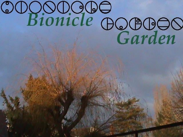 Bionicle Garden Bionic12