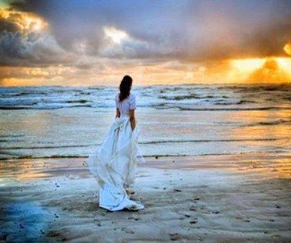 La femme et l'océan Sans_t14