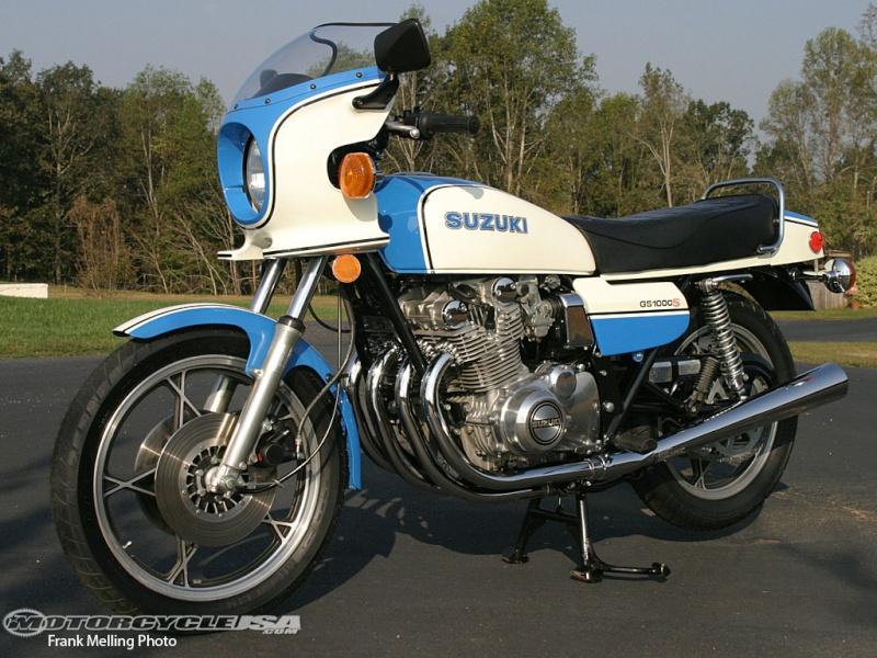Mon Engin BMW R100S de 10/1980 Suzuki11