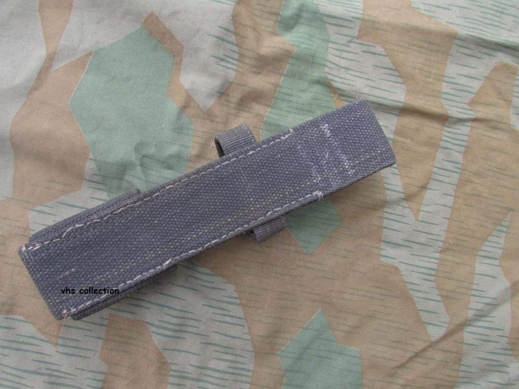 Porte-fourreau toile Luftwaffe pour baïonnette K98 Img_5811