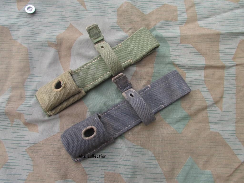 Porte-fourreau toile Luftwaffe pour baïonnette K98 Img_5813