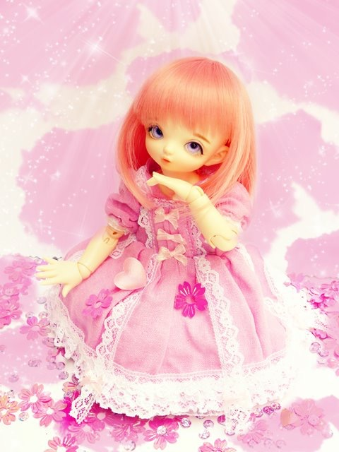 [A vendre] Littlefée Flora fairyland  078fb010