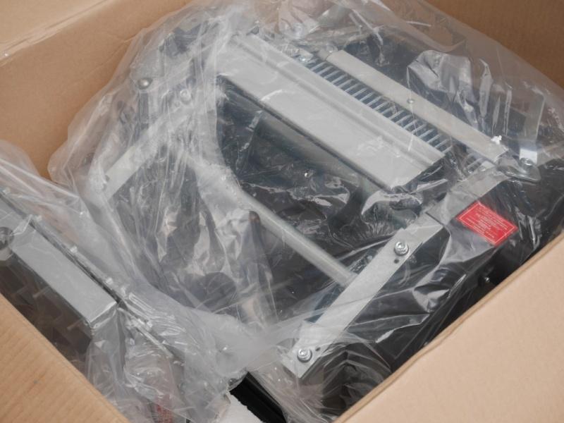 Raboteuse-dégauchisseuse METABO 260 C P1000212