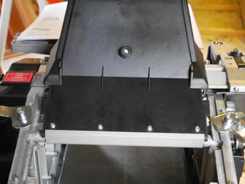 Raboteuse-dégauchisseuse METABO 260 C P1000215