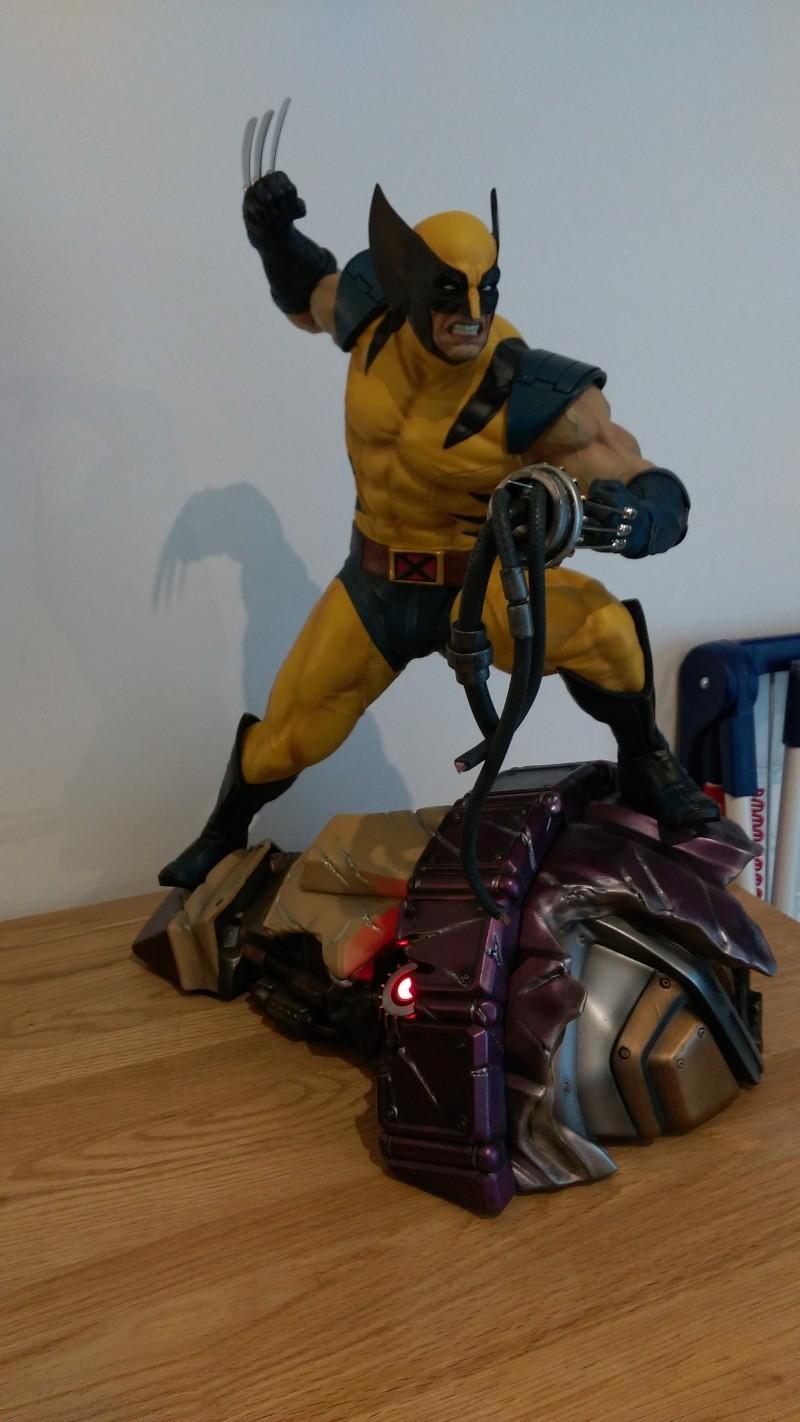 Premium Collectibles : Wolverine - Comics Version - Page 11 Imag0514