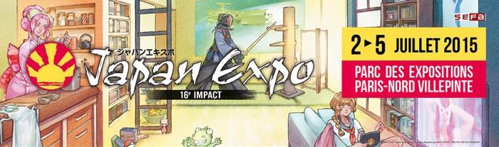 Japan Expo Paris - 16ème Vague - Du 2 au 5 juillet 439ac710