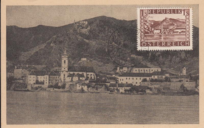 Karten mit bildgleichen Briefmarkenausgaben Img10