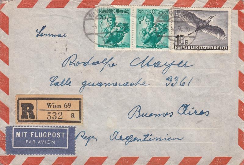 Sammlung Bedarfsbriefe Österreich ab 1945 - Seite 5 Img18