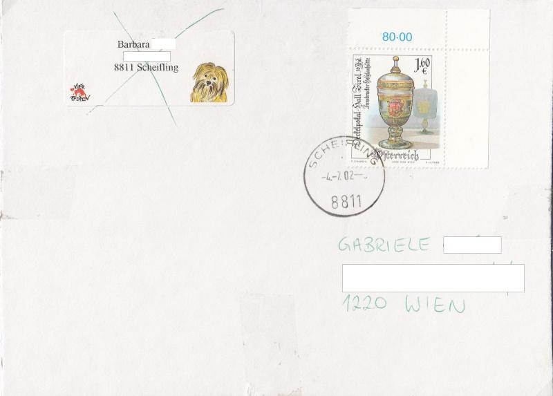 Sammlung Bedarfsbriefe Österreich ab 1945 - Seite 5 Img_0012