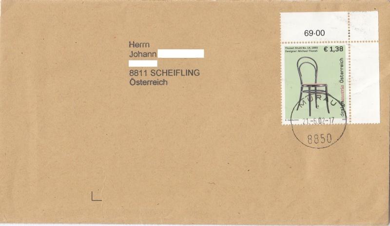 Sammlung Bedarfsbriefe Österreich ab 1945 - Seite 5 Img_0013