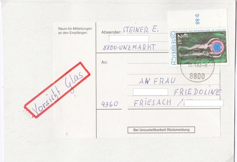 Sammlung Bedarfsbriefe Österreich ab 1945 - Seite 5 Img_0014