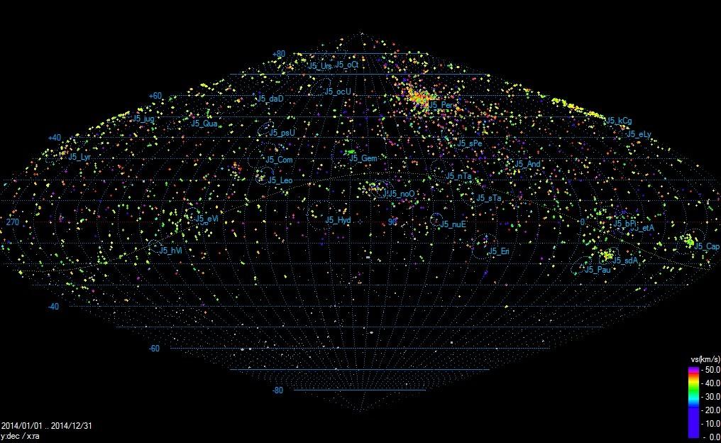 Mappa Triangolazioni IMTN 2014 Radian11