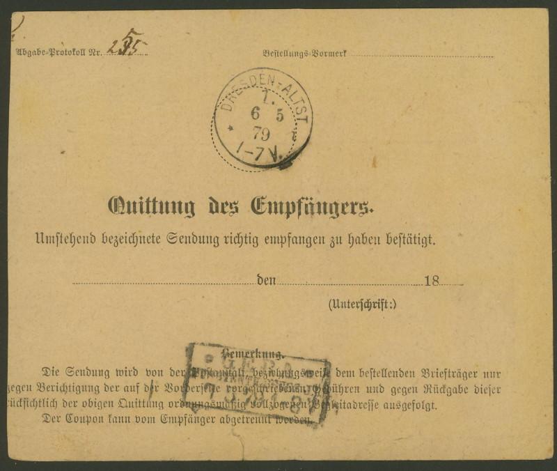 Postbegleitadressen mit fiskalischem Werteindruck 001_tr12