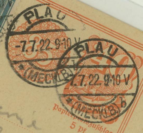 Ortsstempel aus Mecklenburg-Vorpommern 19395_12