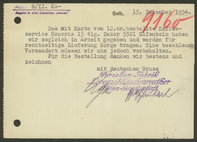 1945 - Freistempel / Absenderfreistempel Deutsches Reich (bis 1945) Selb_111