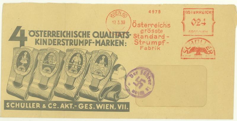 Werbeumschläge und -karten aus Österreich - Seite 3 Strymp10