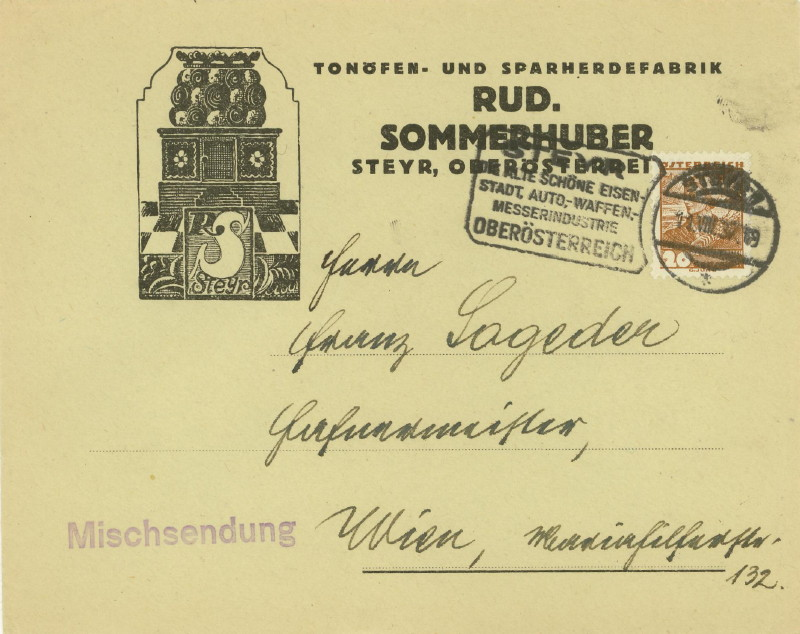 Werbeumschläge und -karten aus Österreich - Seite 3 Yufen_10