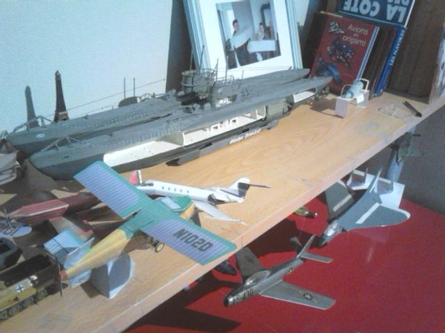 U Boat Type VII C  Dsc_2711