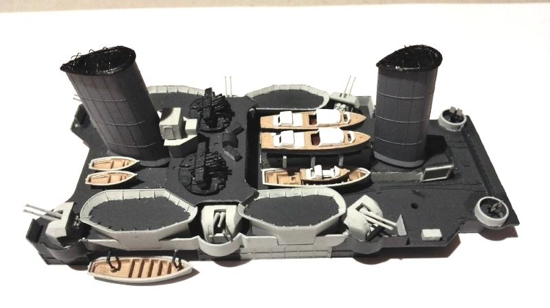 HMS Belfast 1942 Light Cruiser de Trumpeter a 1/350 Ref. 05334 Img_2011