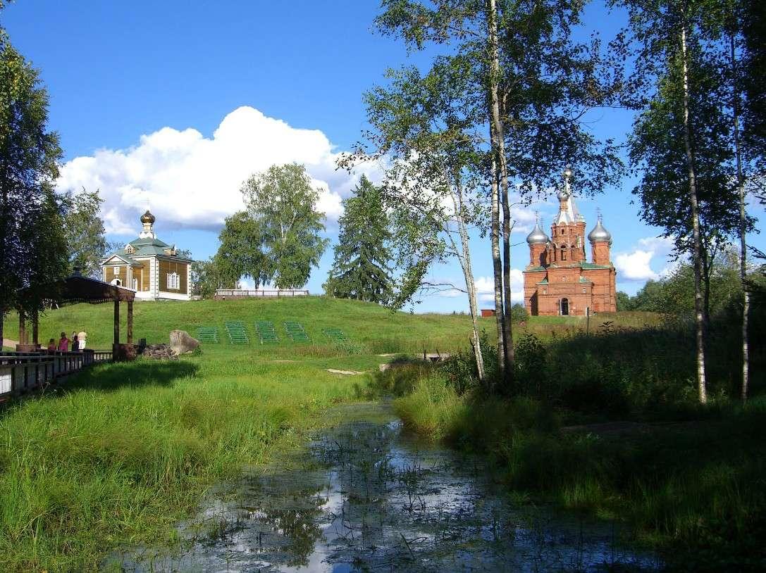 La source de la Volga - Voronovo - Russie 2015-031