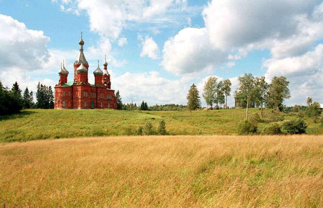 La source de la Volga - Voronovo - Russie 2015-032