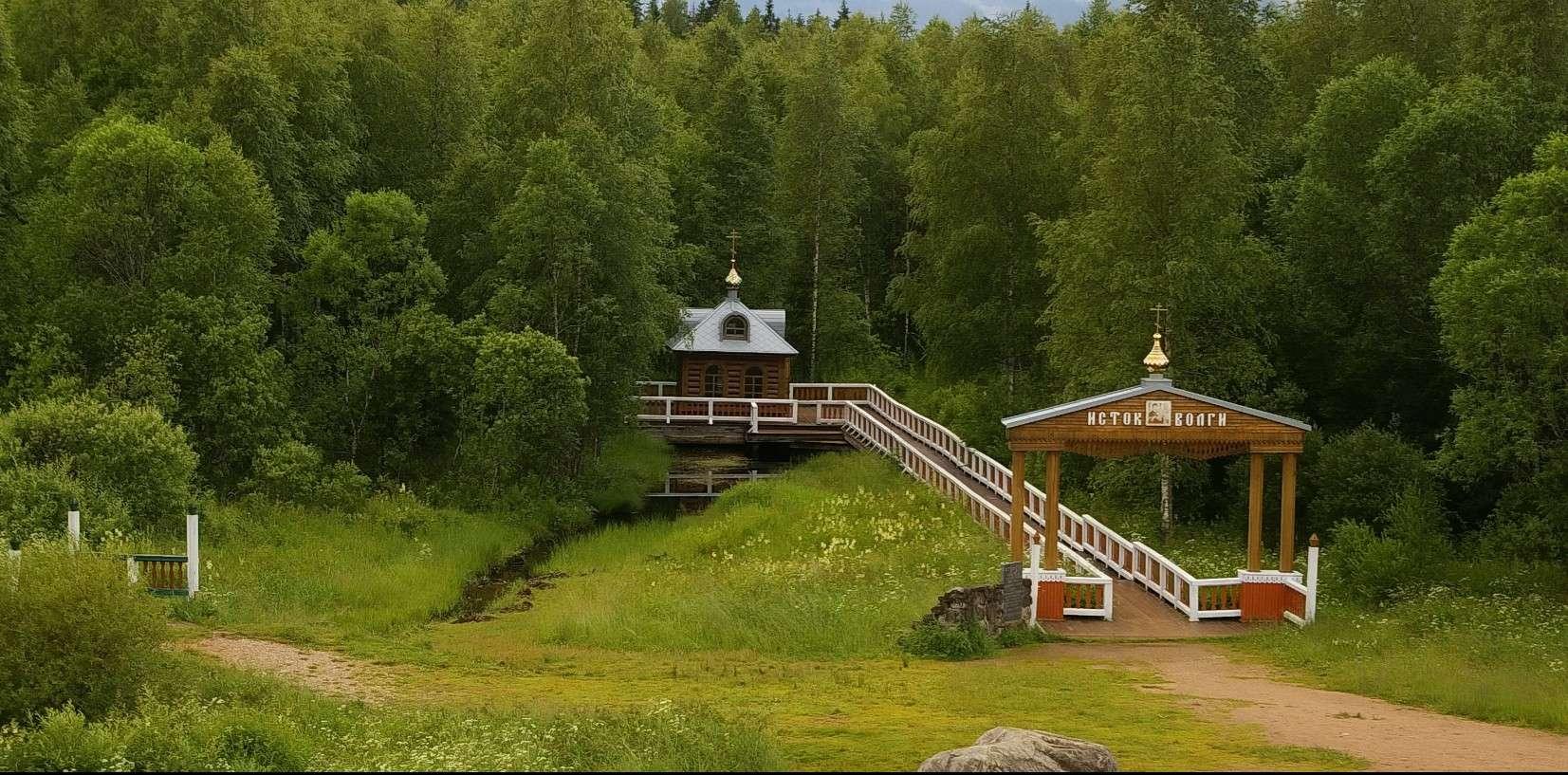 La source de la Volga - Voronovo - Russie 2015-033