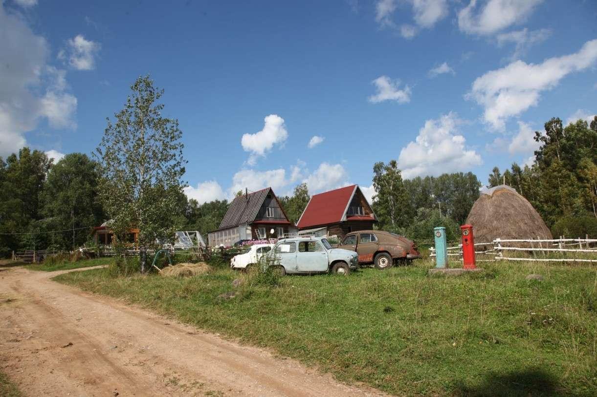 La source de la Volga - Voronovo - Russie 2015-034