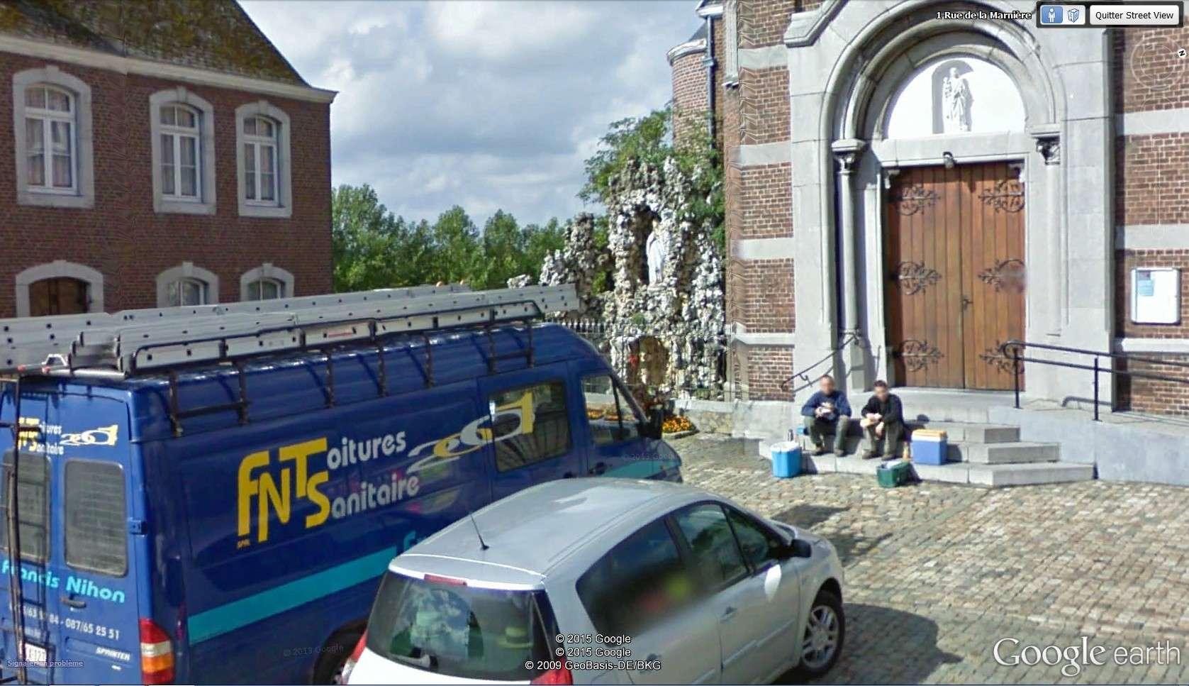 Les répliques de la grotte de Lourdes - Page 2 2015-110