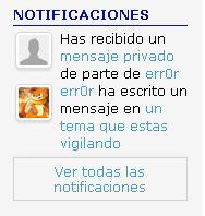 Mostrar notificaciones en widget personalizado Notif_10
