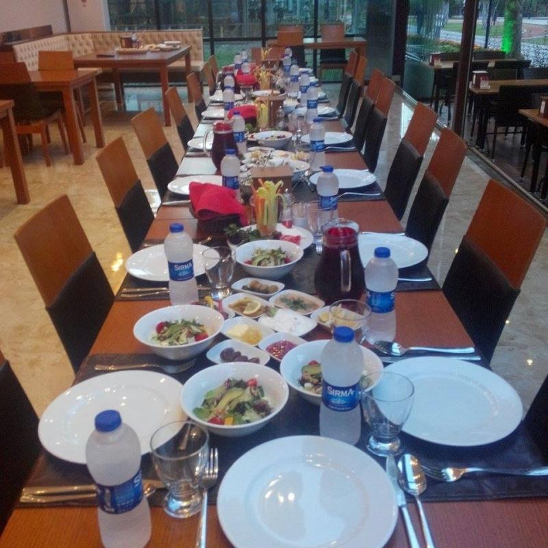 Hemşehrilerimizin iştiraki olan ''Harmoni mutfak&kafe'' Manavgat'ta hizmete açıldı Hrmn-y11