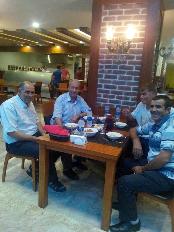 Hemşehrilerimizin iştiraki olan ''Harmoni mutfak&kafe'' Manavgat'ta hizmete açıldı Hrmn-y18