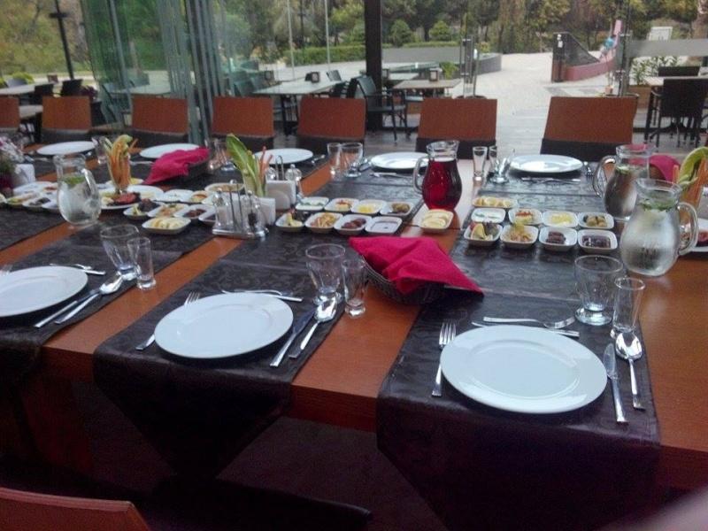 Hemşehrilerimizin iştiraki olan ''Harmoni mutfak&kafe'' Manavgat'ta hizmete açıldı Hrmn-y19