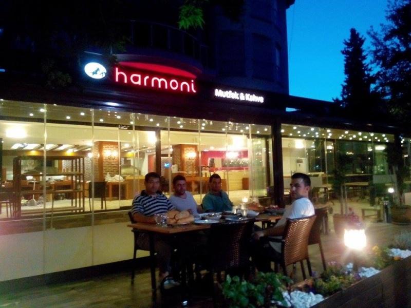 Hemşehrilerimizin iştiraki olan ''Harmoni mutfak&kafe'' Manavgat'ta hizmete açıldı Hrmn-y22