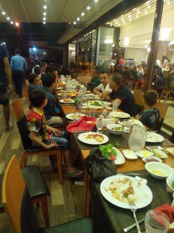 Hemşehrilerimizin iştiraki olan ''Harmoni mutfak&kafe'' Manavgat'ta hizmete açıldı Hrmny-10