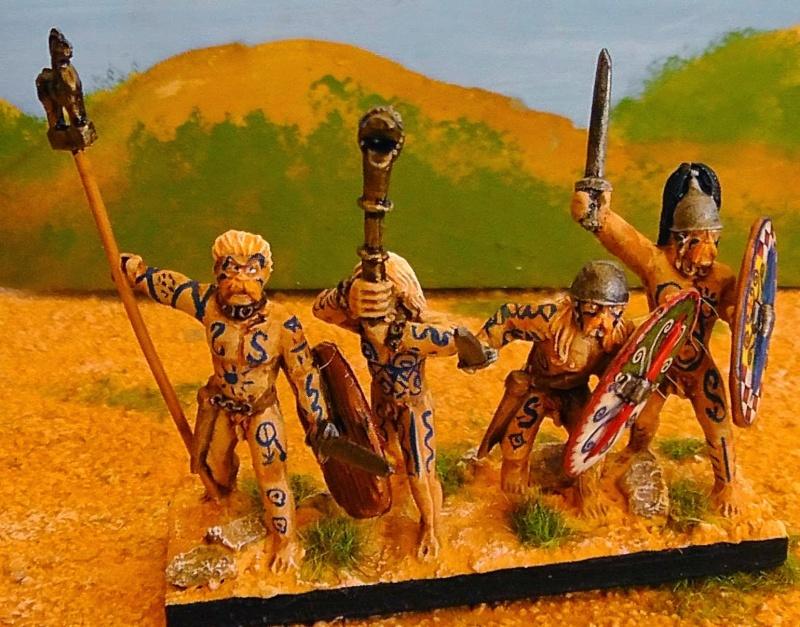 [Liens] Armées gauloises, galates et Bretonnes en métal - Page 2 Aaa_au12