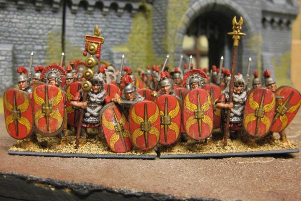 [Liens] Armées romaines d' autres joueurs - Page 2 Aaa_el10