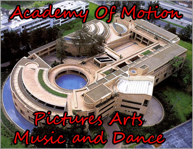 Academy of Motion Picture Arts Music and Dance