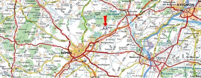Accès Circuit de Cabrières Plan_l10