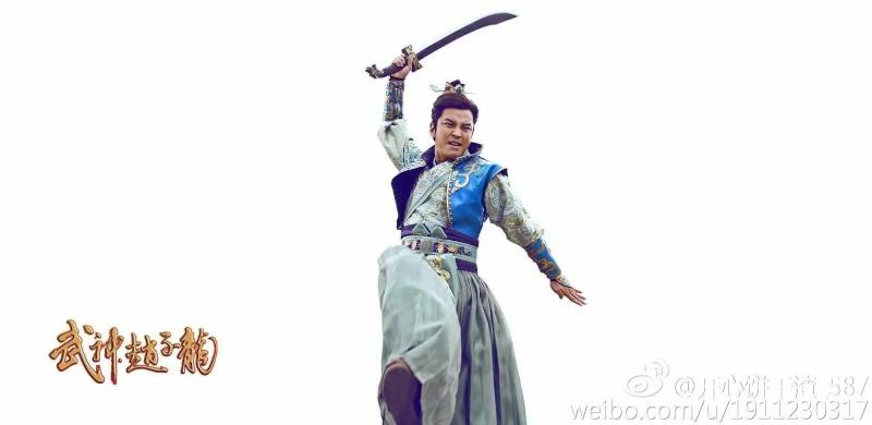 ACTUALIZACIONES SOBRE EL NUEVO DRAMA CHINO Wushen Zhao Zilong (武神赵子龙) donde participa nuestro Kim Jeong Hoon  - Página 3 10383810